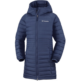 Columbia Powder Lite Mid Jacket Girls Nocturnal
